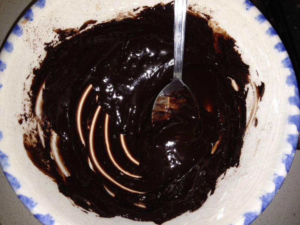 Sugar Free Chocolate Frosting